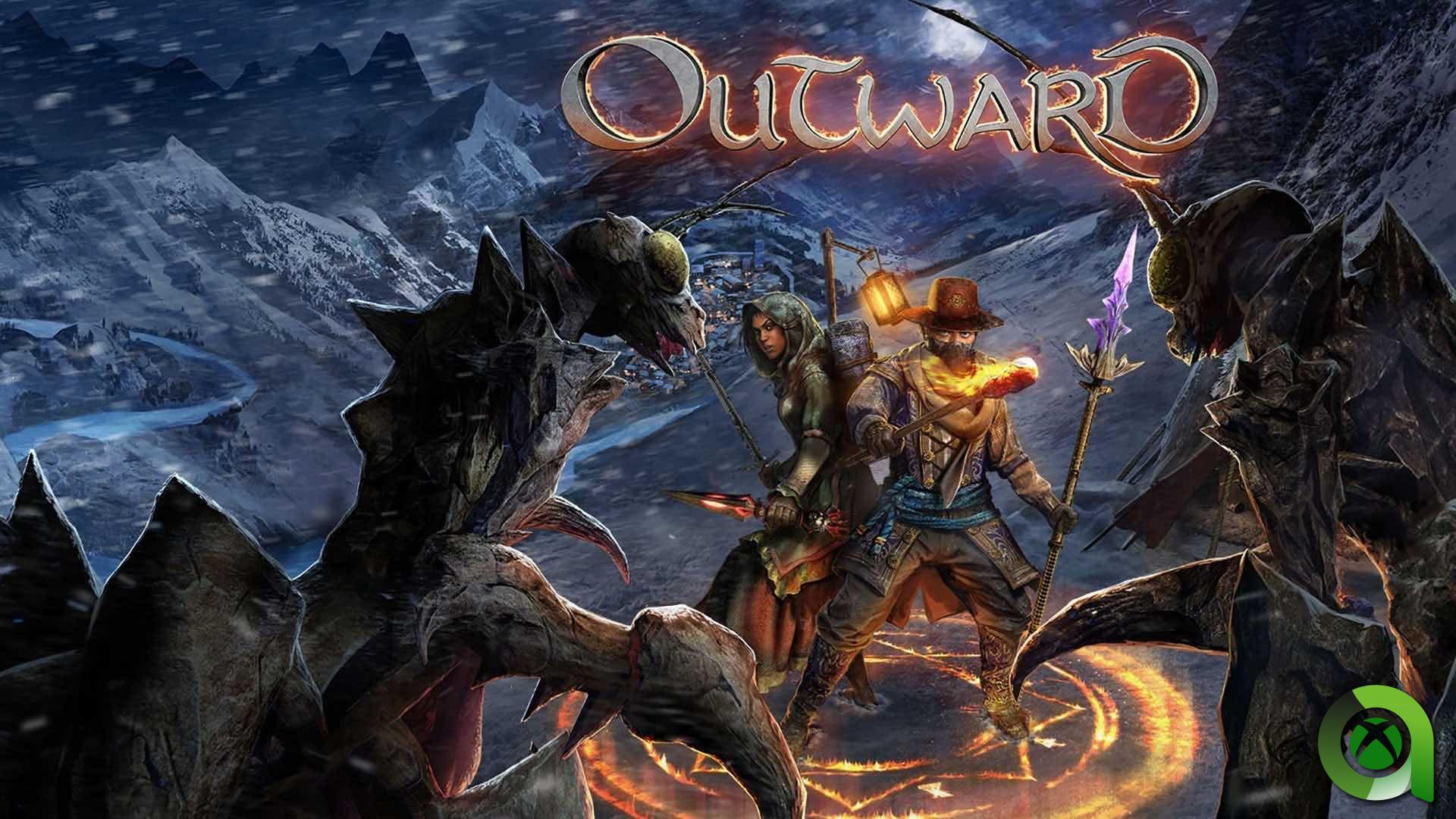 Outward: The Sorobeans
